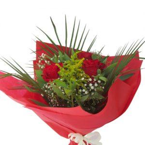 Букет от 3 рози